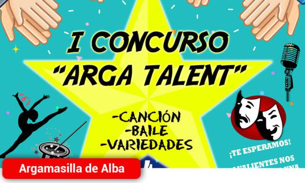 Hoy sábado se celebra I Concurso 'Arga Talent'