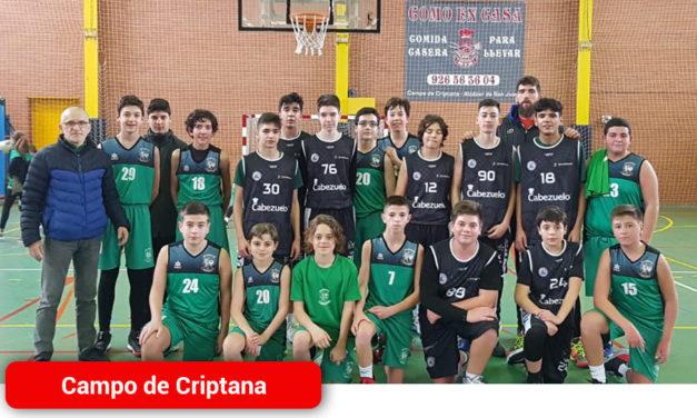 Crónicas  Baloncesto Criptana Fin de Semana