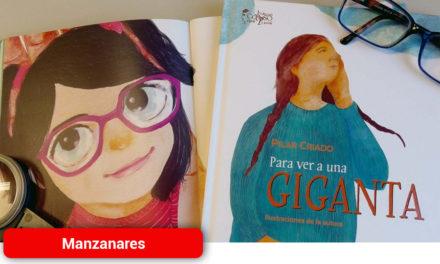 """La BAM presenta su último libro infantil """"Para ver a una giganta"""""""