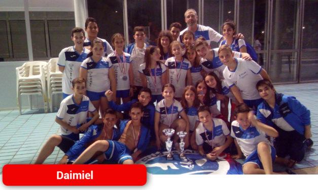 Nuevo campeonato para el CN Daimiel