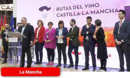 La Ruta del Vino de La Mancha reivindica el enoturismo en la Feria Internacional de Turismo