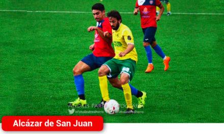 El  Sporting de Alcázar cae derrotado por la mínima en el derbi provincial frente al Atlético Tomelloso