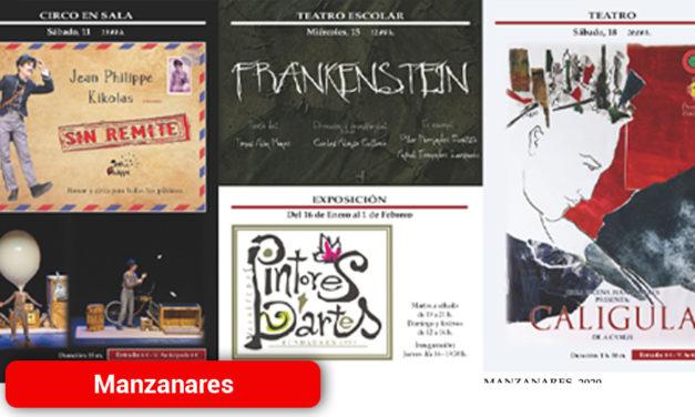 Circo en sala, teatro y arte para enero en el Gran Teatro