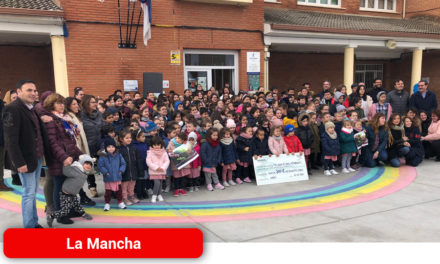 El colegio 'Infanta Cristina', de El Provencio, ganador del I Concurso Escolar 'El agua es vida. Optimízala'