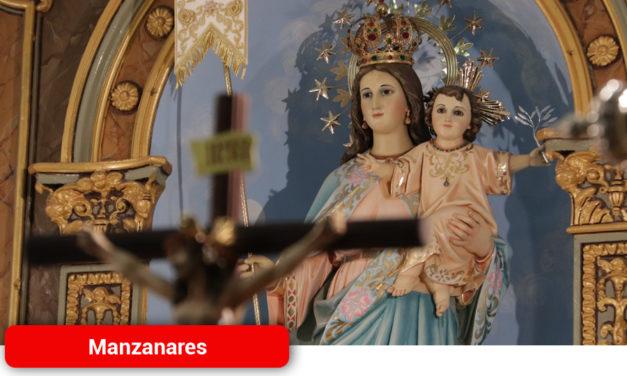 El pregón de Maite Cabrera, pistoletezo de salida a las fiestas en honor a Nuestra Señora de la Paz 2020