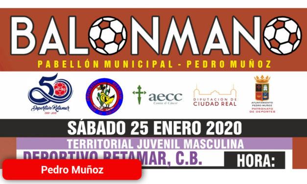 El Deportivo Retamar intentara retornar ante el Almagro a la senda de las victorias