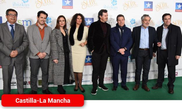 García-Page defiende la promoción turística y cultural de Castilla-La Mancha a través del cine