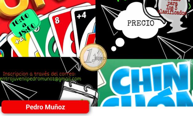Con el Nuevo Año vuelven los talleres de la tarde del Sábado al Centro Juvenil de Pedro Muñoz