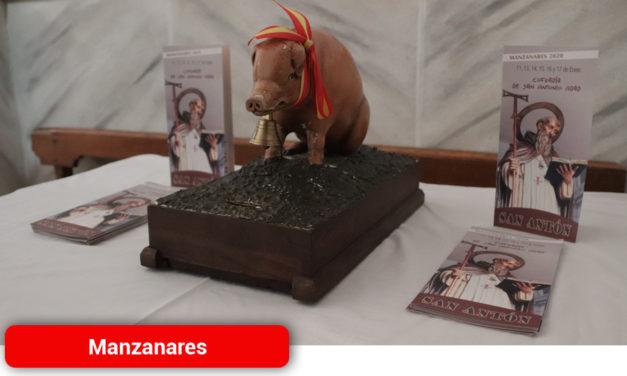 San Antón 2020 da comienzo con el pregón de José Antonio Cano Elipe