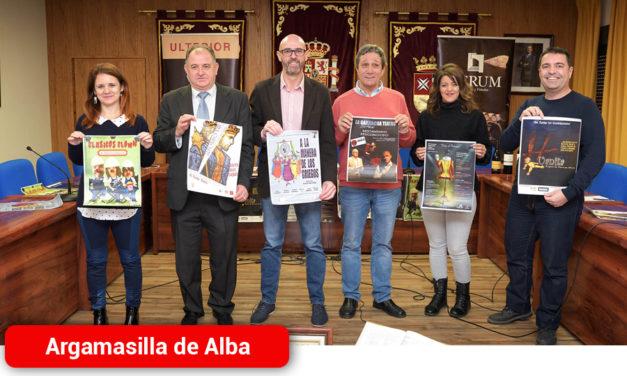 Presentado el XIV Certamen Nacional de Teatro Aficionado «Viaje al Parnaso»