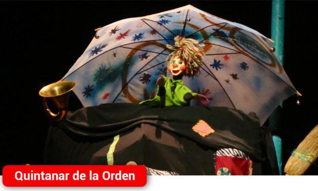Teatro infantil y de adultos para dar la bienvenida al nuevo año en Quintanar