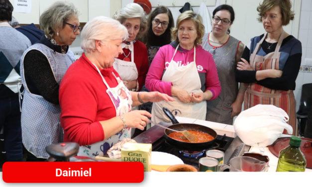 La tradición de aprender la cocina más tradicional