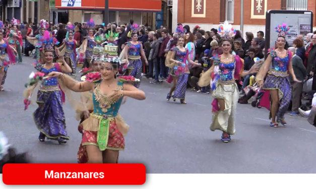 Convocado el XXIX Concurso Regional de Comparsas y Carrozas
