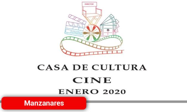 El año 2020 empieza con cine en la Casa de Cultura