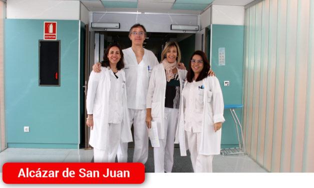 El Hospital General Mancha Centro consulta de enfermería para pacientes con enfermedad inflamatoria intestinal