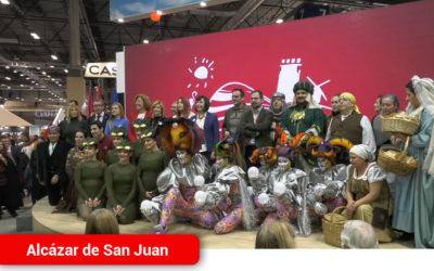 Alcázar de San Juan apuesta en FITUR por mostrar las singularidades que hacen única a la localidad