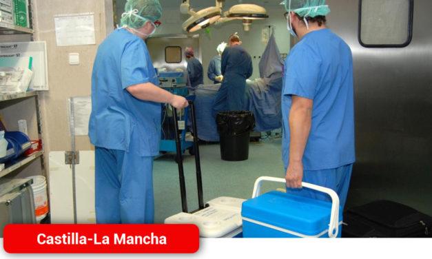 Castilla-La Mancha alcanzó en 2019 el máximo histórico de donantes de órganos y tejidos, con un incremento del 44 por ciento
