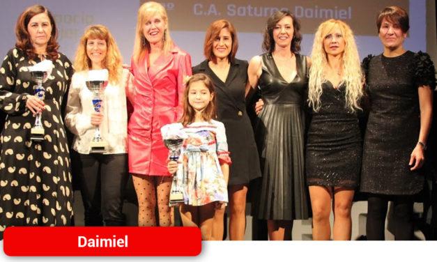 El Club de Atletismo Saturno recoge siete trofeos en la gala del Circuito Provincial de Carreras Populares