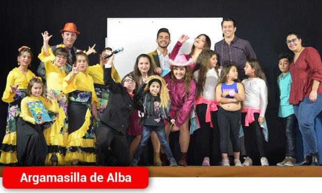 Álvaro, de tan solo 4 años, gana el I Concurso 'Arga Talent' de Argamasilla de Alba