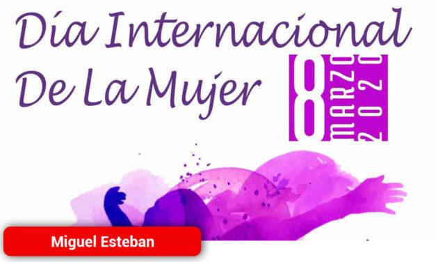 Programa de actividades en Miguel Esteban Día Internacional de la Mujer