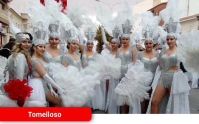 Unas 3.000 personas desfilarán en el Carnaval de Tomelloso el fin de semana