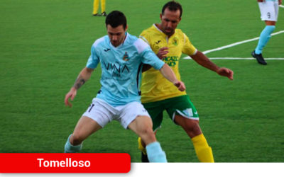 El Atlético Tomelloso logra la victoria para salir del mini bache ante la UD Carrión