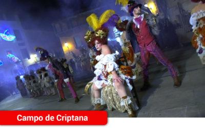 Casi 1.400 personas dan luz y color al Desfile Regional de Carnaval 2020 de Campo de Criptana