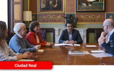 Caballero remarca la importancia de la cooperación internacional en una reunión con SOLMAN
