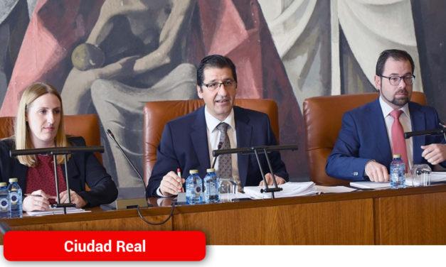 La Diputación de Ciudad Real cierra 2019 con 78,8 millones de euros