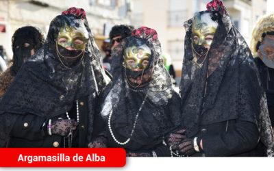 Argamasilla de Alba despide el Carnaval 2020 con el entierro de la sardina