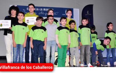 Campeonato Escolar y Federado de Toledo