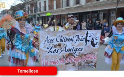 5 Grupos participarán esta tarde en el Gran Desfile de Peñas Locales