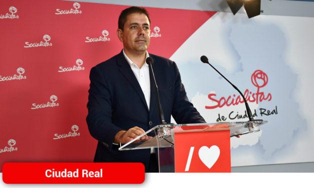 """El PSOE considera que Núñez """"llega tarde a Ciudad Real proponiendo medidas para el sector agrario y turístico que ya están en marcha"""""""
