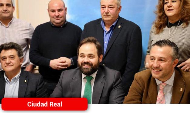 Núñez busca revitalizar la provincia de Ciudad Real y combatir la despoblación con programas de animación al emprendimiento para jóvenes en agricultura y hostelería