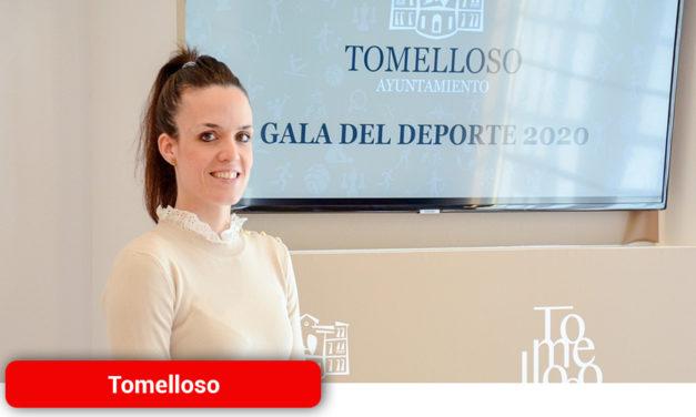 Laura Gallego presenta la Gala del Deporte 2020 que girará en torno a la natación