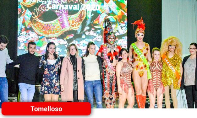 """Sirio Star consigue el primer puesto en el V Concurso de Drag Queen """"Carnaval de Tomelloso"""""""