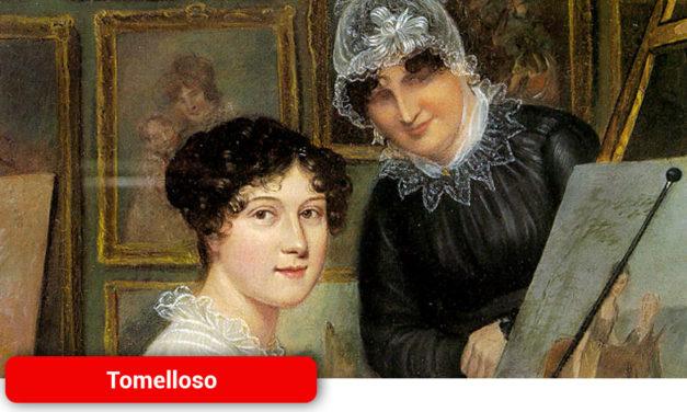 """El Centro de la Mujer de Tomelloso organiza el Taller de Historia del Arte """"Mujeres Pintoras"""""""