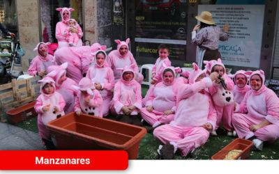 La peña 'El Patacón' abre este viernes el carnaval manzanareño
