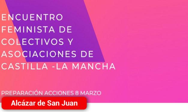 Alcázar de San Juan sede del Tercer Encuentro Regional de Colectivos Feministas