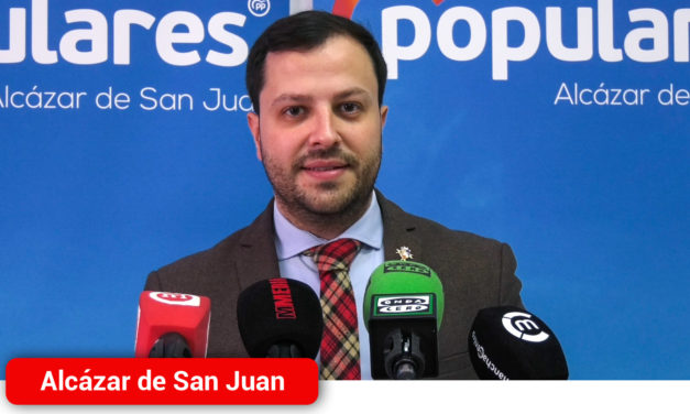 El Partido Popular denuncia que Alcázar de San Juan 'ya se encuentra en plena recesión económica'