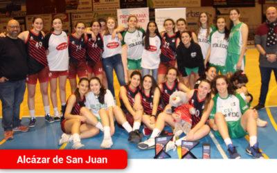 Las junior del Grupo76 Al-Kasar se alzan en Alcázar con la copa regional