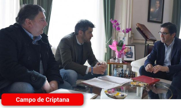 El ayuntamiento de Criptana mejorará la iluminación de la Plaza Mayor y de la iglesia con la ayuda de la Diputación