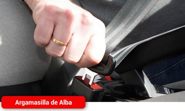 La Policía Local de Argamasilla de Alba aumentará el control sobre el correcto uso del cinturón de seguridad y los SRI