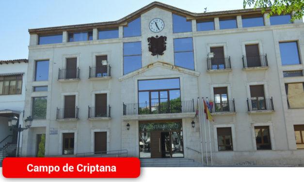 El ayuntamiento de Campo de Criptana anula el cobro de tasas de las actividades municipales que permanecen suspendidas