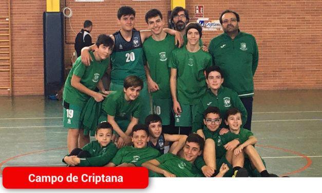 Crónicas  Baloncesto Campo de Criptana fin de semana