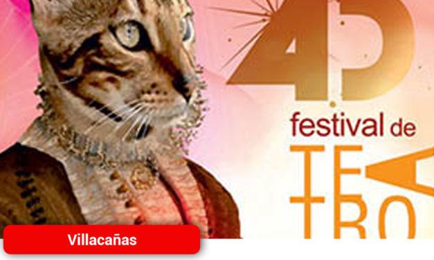 Hoy, Día Mundial del Teatro con nuestro Festival y nuestro Teatro cerrados