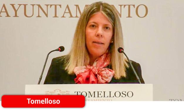 Declaración Institucional Alcaldesa de Tomelloso, Inmaculada Jiménez