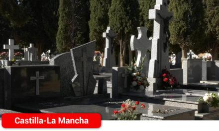 El número de licencias de enterramiento expedidas por los registros civiles de Castilla-La Mancha en marzo de 2020 aumenta un 96,3 % respecto al mismo mes del año anterior