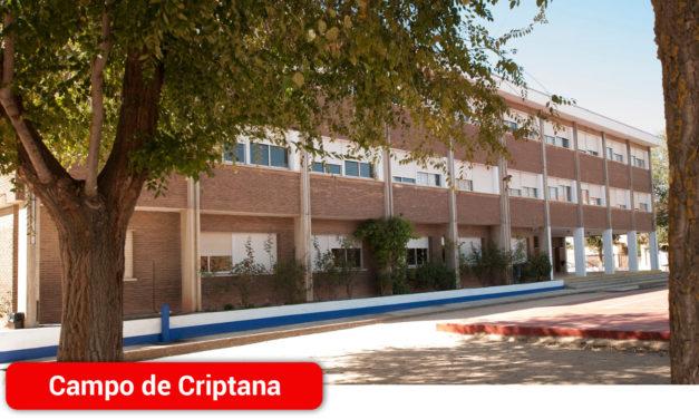 El CEIP Domingo Miras de Campo de Criptana dos días a la semana, hará la entrega de la comida del alumnado becado con ayudas de comedor