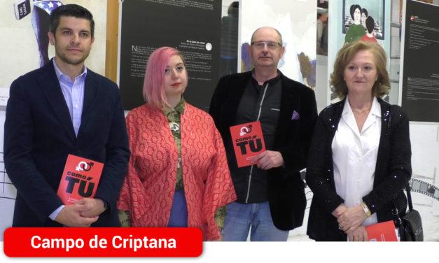 La exposición 'Como tú' da la bienvenida a la Casa de Cultura de Campo de Criptana hasta el 22 de marzo
